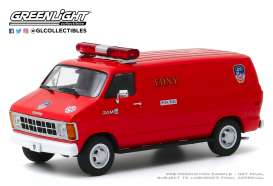 Dodge Ram - B250 1983  - 1:43 - GreenLight - 86578 - gl86578 | The Diecast Company