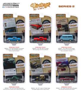 Assortment/ Mix  - various - 1:64 - GreenLight - 39030~12 - gl39030 | The Diecast Company
