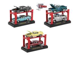 Assortment/ Mix  - various - 1:64 - M2 Machines - 33000-17 - m2-33000-17 | The Diecast Company