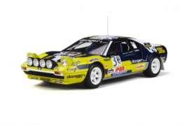 Ferrari  - 308 GTB 1981 yellow/black - 1:18 - OttOmobile Miniatures - 567 - otto567 | The Diecast Company