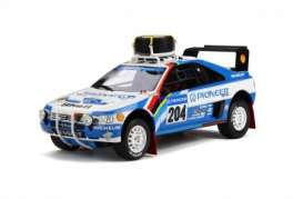 Peugeot  - 405 T16 1989 blue/white - 1:18 - OttOmobile Miniatures - 808 - otto808 | The Diecast Company