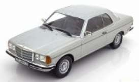 Mercedes Benz  - 1980 silver metallic - 1:18 - Norev - 183586 - nor183586 | The Diecast Company