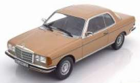 Mercedes Benz  - 1980 gold metallic - 1:18 - Norev - 183587 - nor183587 | The Diecast Company