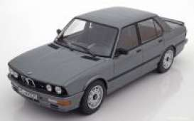 BMW  - M535i 1986 grey - 1:18 - Norev - 183261 - nor183261 | The Diecast Company
