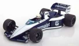 Brabham BMW - BT52 1983 blue/white - 1:18 - Minichamps - 183830106 - mc183830106 | The Diecast Company