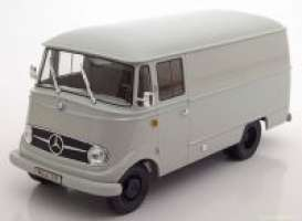 Mercedes Benz  - L319 1955 light grey - 1:18 - Norev - 183415 - nor183415 | The Diecast Company