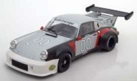 Porsche  - 1977 silver/black/red - 1:18 - Norev - 187422 - nor187422 | The Diecast Company