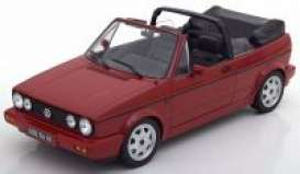 Volkswagen  - 1992 red - 1:18 - Norev - 188405 - nor188405 | The Diecast Company