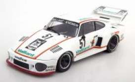Porsche  - 1977 white - 1:18 - Norev - 187432 - nor187432 | The Diecast Company
