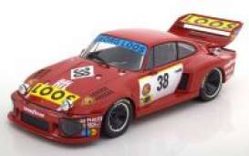 Porsche  - 1977 red - 1:18 - Norev - 187431 - nor187431 | The Diecast Company