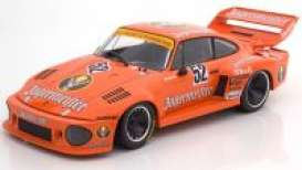 Porsche  - 1977 orange - 1:18 - Norev - 187435 - nor187435 | The Diecast Company