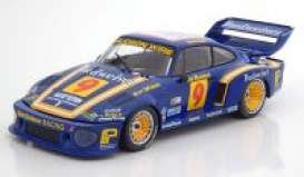 Porsche  - 1979 blue/yellow - 1:18 - Norev - 187434 - nor187434 | The Diecast Company