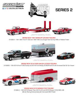 Assortment/ Mix  - various - 1:64 - GreenLight - 31090 - gl31090 | The Diecast Company