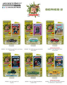 Assortment/ Mix  - various - 1:64 - GreenLight - 54030 - gl54030 | The Diecast Company