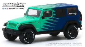 Jeep  - Wrangler  - 1:64 - GreenLight - 30124 - gl30124 | The Diecast Company