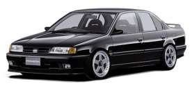 Nissan  - Primera  black - 1:18 - Ignition - IG1764 - IG1764 | The Diecast Company