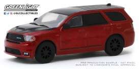 Dodge  - Durango 2018 red - 1:64 - GreenLight - 30131 - gl30131 | The Diecast Company