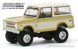 Ford  - Bronco Colorado 1976  - 1:64 - GreenLight - 30135 - gl30135 | The Diecast Company