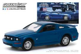 Ford  - Mustang GT 2009  - 1:64 - GreenLight - 30139 - gl30139 | The Diecast Company