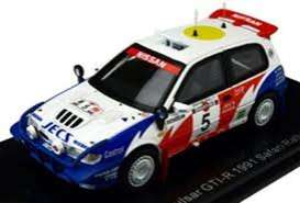 Nissan  - Pulsar GTi-R #5 1991 red/white/blue - 1:43 - Norev - PM0081 - norPM0081 | The Diecast Company