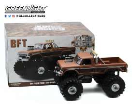 Ford  - F-350 Monster Truck 1978  - 1:18 - GreenLight - 13557 - gl13557 | The Diecast Company