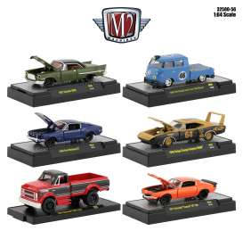 Assortment/ Mix  - various - 1:64 - M2 Machines - 32500-56 - M2-32500-56 | The Diecast Company