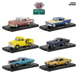 Assortment/ Mix  - various - 1:64 - M2 Machines - 11228-63 - M2-11228-63 | The Diecast Company
