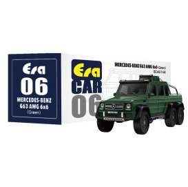 Mercedes Benz  - G63 AMG 6x6 2019 green - 1:64 - Era - MB196x6RN06 - Era196x6RN06 | The Diecast Company