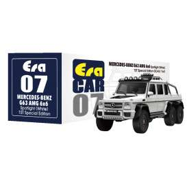 Mercedes Benz  - G63 AMG 6x6 2019 white - 1:64 - Era - MB196x6RF07 - Era196x6RF07 | The Diecast Company