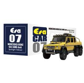 Mercedes Benz  - G63 AMG 6x6 2019 yellow - 1:64 - Era - MB196x6RN07 - Era196x6RN07 | The Diecast Company