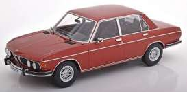 BMW  - 3.0S 1971 red/brown metallic - 1:18 - KK - Scale - 180402 - kkdc180402 | The Diecast Company