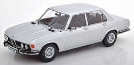 BMW  - 3.0S 1971 silver - 1:18 - KK - Scale - 180403 - kkdc180403 | The Diecast Company