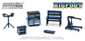 diorama Accessoires - blue - 1:64 - GreenLight - 16040A - gl16040A | The Diecast Company
