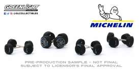 Wheels & tires Rims & tires - 1:64 - GreenLight - 16050B - gl16050B | The Diecast Company