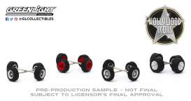 Wheels & tires Rims & tires - 1:64 - GreenLight - 16050C - gl16050C | The Diecast Company