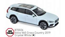 Volvo  - 2019 white - 1:43 - Norev - 870026 - nor870026 | The Diecast Company