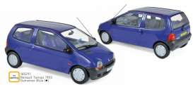 Renault  - Twingo 1993 blue - 1:18 - Norev - 185291 - nor185291 | The Diecast Company