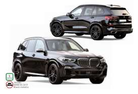 BMW  - X5 2019 black - 1:18 - Norev - 183280 - nor183280 | The Diecast Company