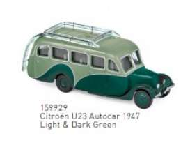 Citroen  - U23 1947 green - 1:87 - Norev - 159929 - nor159929 | The Diecast Company