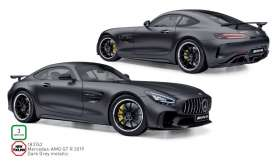 Mercedes Benz  - GTR 2019 dark grey - 1:18 - Norev - 183742 - nor183742 | The Diecast Company