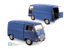 Renault  - Estafette 1967 blue - 1:18 - Norev - 185122 - nor185122 | The Diecast Company