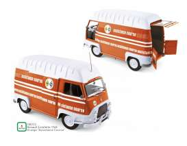 Renault  - Estafette 1968 orange - 1:18 - Norev - 185123 - nor185123 | The Diecast Company