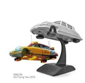 Citroen  - DS 2015 yellow/red - 1:43 - Norev - pm0105 - norpm0105 | The Diecast Company