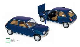 Renault  - 5 1973 blue - 1:18 - Norev - 185134 - nor185134 | The Diecast Company