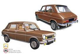 Simca  - 1000 1974 sandalwood - 1:18 - Norev - 185750 - nor185750 | The Diecast Company