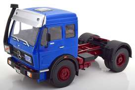 Mercedes Benz  - 1973 blue/dark red - 1:18 - Road Kings - 180041 - rk180041 | The Diecast Company
