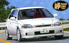 Honda  - Civic   - 1:24 - Fujimi - 046013 - fuji046013 | The Diecast Company