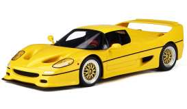 Koenig-Specials  - F50 yellow/black - 1:18 - GT Spirit - GTS036KJ-B - GTS036y | The Diecast Company