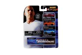 Assortment/ Mix Fast & the Furious - Jada Toys - 31124 - jada31124 | The Diecast Company
