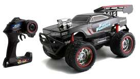 Dodge  - Charger R/T Off Road F&F black - 1:12 - Jada Toys - 30752 - jada97452 | The Diecast Company